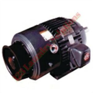 New Washer Motor 25hp 230 460v 4p Uf250 F220221 For Ipso