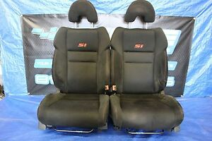 2006 06 Honda Civic Si Coupe Fg2 Oem Lh Rh Front Seats Pair Assembly K20z3 9207