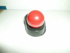 Red Shifter Knob Hurst Ram4 Ramrod Inlne Shifters Reverse Levers 1 25