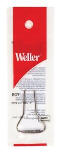 Weller Lead free Rope Cutting Tip Copper