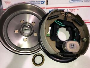 3 5k Trailer Brake Kit 10 Trailer Drum 8 247 5 Right Electric Brake K23 027