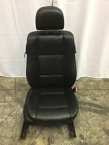 00 06 Bmw E46 328ci Passenger Right Side Convertible Leather Seat Oem