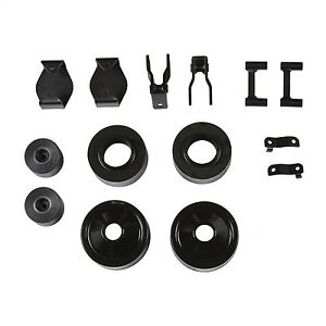 Rubicon Express Re7132 Spacer Lift System Fits 07 17 Wrangler Jk