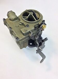 Rochester 2g Carburetor 1966 1967 1971 Jeep 225 Engines Hand Choke