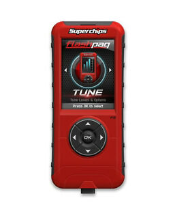 Superchips 4845 Flashpaq F5 California Edition Performance Tuner