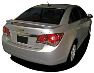 Painted Spoiler Wing With Led Brake Light For Chevrolet Cruze 2011 2015