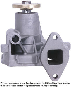 Parts Master A1 Cardone 58 305 Engine Water Pump Remanufactured