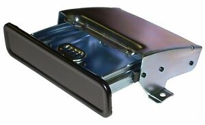 1967 1968 1969 1970 1971 1972 Chevy Gmc Truck New Black Face In Dash Ashtray