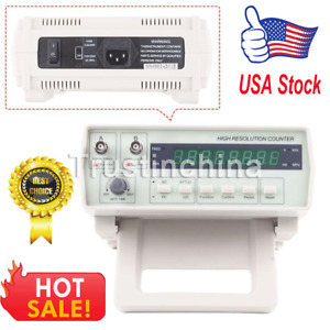 Vc3165 Radio Frequency Counter Rf Meter 0 01hz 2 4ghz Professional Tester