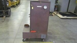 Electron Corp Rm25h 2 120 1 Phase Portable Dust Collector Roll a round Airomax