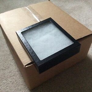 1 Case of 16 5 1 4 X 6 1 4 X 1 3 8 Display Cases extra Thick riker Type