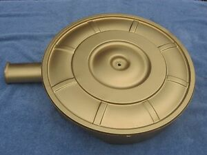 1964 1965 1966 Ford 352 390 Fe Air Cleaner Gold