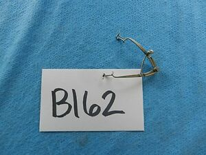 Storz Surgical Ophthalmic Locking Williams Eye Speculum E4051