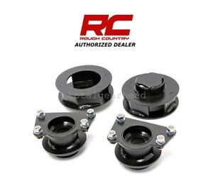 2008 2012 Jeep Kk Liberty 4wd 2 5 Rough Country Suspension Lift Kit 687