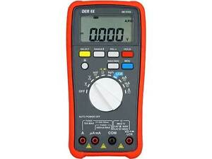 Der Ee Digital Multimeter tester Lcr Meter De 5103 From Japan New