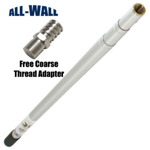 3 8 Extendable Drywall Corner Roller Handle With Free Coarse Thread Adapter