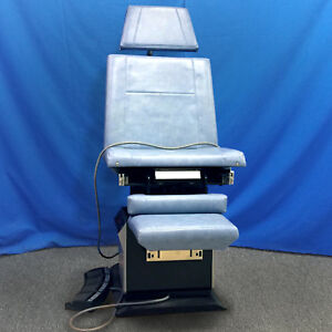 Midmark Ritter Dental Products 111 Trend Iv Exam Table W Foot Control