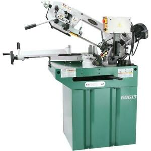 G0613 Grizzly 7 X 8 1 4 Swivel Metal cutting Bandsaw