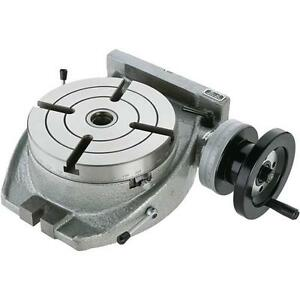 G9292 Grizzly 8 Horizontal vertical Rotary Table