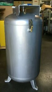 Speedaire 5z365 80 Gallon Psi 200 Vertical Sir Compressor Tank