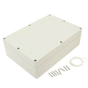 15 x10 2 x4 72 Abs Junction Box Universal Electric Project Enclosure