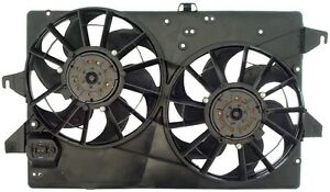 New Engine Cooling Fan Assembly 1995 2000 Ford Contour Dorman 620 104