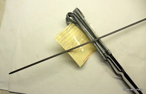 Nos Mopar 1971 1973 Plymouth Dodge 383 400 440 Engine Oil Pan Dipstick 3577245
