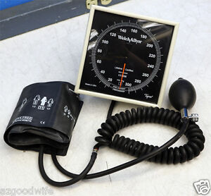 Welch Allyn Ce0050 Sphygmomanometer With Durable Blood Pressure Cuff
