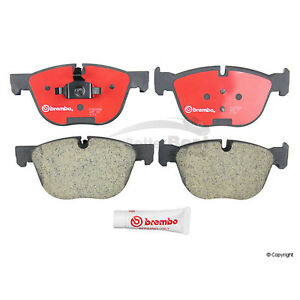 New Brembo Disc Brake Pad Set Front P06049n Bmw X5 X6