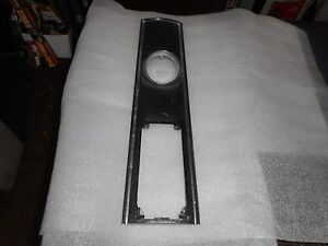1966 1967 Chevelle Ss 396 Metal Automatic Console Top Plate 3976411