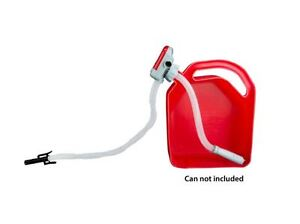 Overflow Protection Auto Stop Battery Powered Car Truck Fuel Gas Transfer Pump