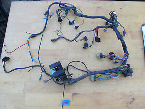 68 1968 Ford Ranchero Gt Oem Factory Under Dash Wiring Harness Non Ac