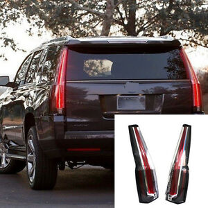 Fits For 2015 2018 Chevrolet Tahoe suburban Tail Lights Led Brake Cadillac Style