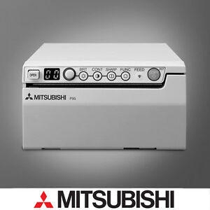New Mitsubishi P95 Thermal Printer Digital Graphic Video Print B w P 95dw