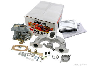 Weber Conversion Kit W electric Choke Weber Carb Fits Mg Mgb 1962 1980