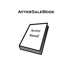 Case Crawler Dozer 650g 850g Workshop Service Repair Manual Book
