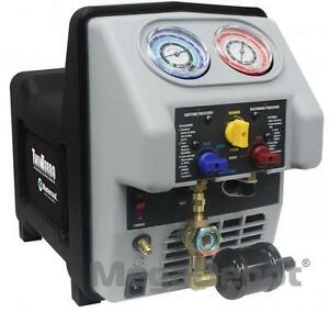 Mastercool 69350 Twin Turbo Refrigerant Recovery System 115v