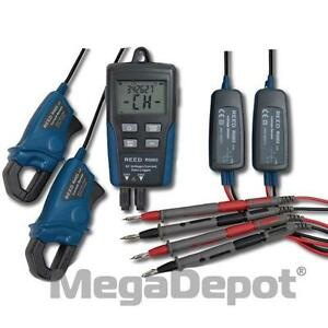 Reed R5003 Ac Voltage current Data Logger