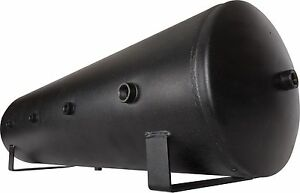 20 Gallon Black 7 Port Air Tank Air Ride Train Horn Bagged Edc
