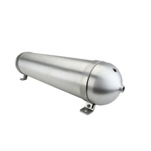 Specialty Suspension Seamless Aluminum Air Tank 24 Train Horn Air Ride Bagged
