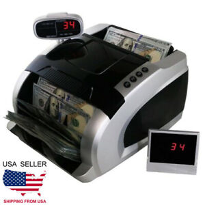 Intelligent Digital Money Counter Detector usa Seller