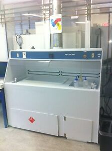 Wet Process Bench Chemical Wash Station 6 Variations 2 200