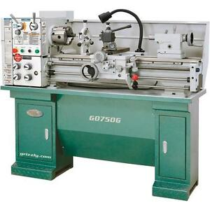 G0750g Grizzly 12 X 36 Gunsmithing Lathe