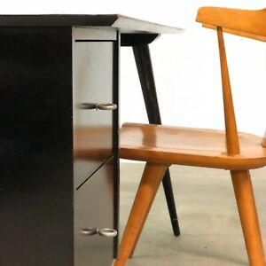 Paul Mccobb Planner Group Desk By Winchendon Mid Century