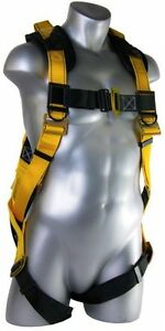 Universal Harness Body Safety Protective Gear Vest Construction Home Building
