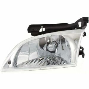 New Gm2502202 Driver Side Headlight For Chevrolet Cavalier 2000 2002