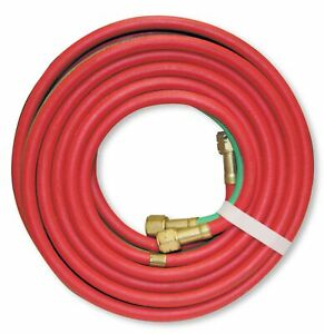 Brand New Us Forge 08950 3 16 inch By 12 1 2 feet Oxy acetylene Hose