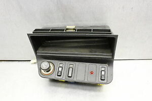 96 97 98 99 Bmw E36 323is 328i 318i Heated Seat Switches Asc Lighter L1348
