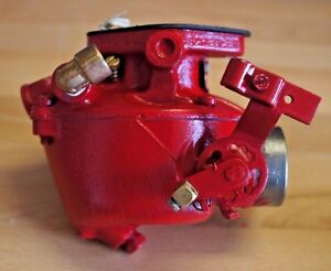 Ih Marvel Schebler International T340 Crawler Dozer Tractor Gasoline Carburetor