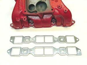 1957 1966 Buick Nailhead 364 401 425 V8 Engine Intake Manifold Gaskets Seal Set